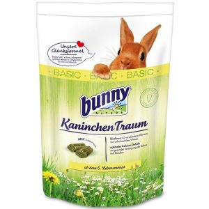 bunny nature dream basic rabbit food